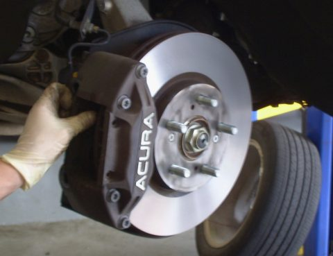 brake repair Murrieta